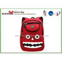 Buy cheap Waterpoof Neoprene Personalized Kids Backpack Monster Girls Boys School Bags from wholesalers