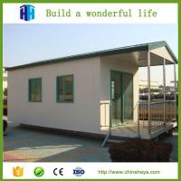 Buy cheap Popular 3 bedroom prefab modular home prefabricated steel house 71.58 m2 plans from wholesalers