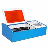 Buy cheap Small Mobile Screen Protector Laser Cutting Machine Seal Carving , Acrylic 3D Engraving from wholesalers