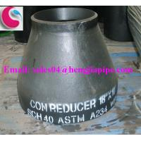 Buy cheap SCH40 ASTM A234 WPB REDUCER from wholesalers