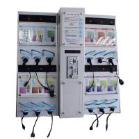 Buy cheap Mobile Self - Service Electric Cell Phone Charging Kiosk Monitor from wholesalers