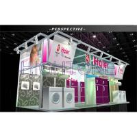 Buy cheap Exhibition booth (exhibition stand, trade show stand, exhibition product) from wholesalers