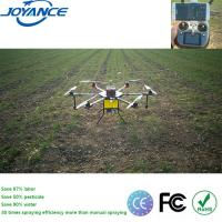 Buy cheap china durable 6kgs drone sprayer , agriculture drone , uav drone crop duster from wholesalers
