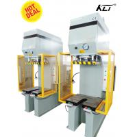 Buy cheap medium-small C Type CNC Hydraulic Press machine for Plastics pressing from wholesalers
