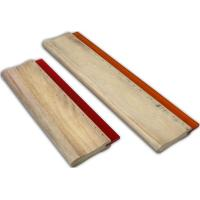 Buy cheap Wooden squeegee for screen printing from wholesalers