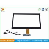 Buy cheap 4096*4096 Projected Capacitive Touch Panel 14 Inch Ten Points With Usb Controller from wholesalers