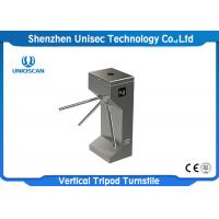 Buy cheap Verticle Tripod Turnstile Gate Full Automatic UT550-A with Access Control System from wholesalers