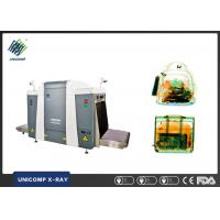 Buy cheap Express / Railway X Ray Scanning Machine , X Ray Baggage Scanner UNX10080 from wholesalers