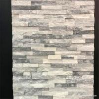 """Buy cheap Slate Culture Stone natural stone WPB-69 Corner 6 """"X 18"""" X 6""""  Flat Panel 6"""" X 24"""" from wholesalers"""