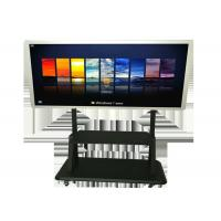 Buy cheap Wireless Digital Electronic Free Standing Lcd Display 65'' 10 Points Infrared Touch from wholesalers
