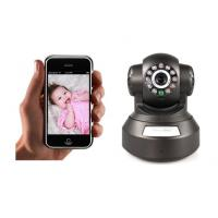Buy cheap High Resolution 1.0 Megapixel CMOS 720P Wifi Baby Monitors With Two Way Audio from wholesalers