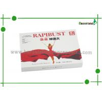 Buy cheap Safety Natural Rapibust Breast Enhancement Patches Effective For Breast Augmentation from wholesalers