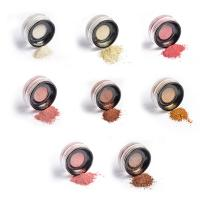 Buy cheap 8 Colors Makeup Cheek Highlighter , Highly Pigmented Highlighter Loose Powder from wholesalers