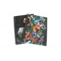 Buy cheap 3D Design Pet Material Lenticular Notebook For Office Stationery from wholesalers