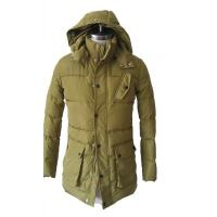 Buy cheap Casual Fur Hooded Down Coat product