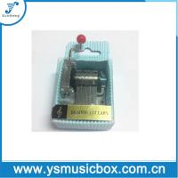 Buy cheap Blue Paper Material Yunsheng 18 Tune Hand-crank music box PVC sleeve(YH2/c-49) from wholesalers