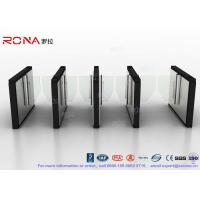 Buy cheap 304 Stainless Steel Material Turnstile Access Control System 35-40 Persons / Min product