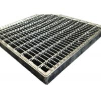 Buy cheap Pressure Locking Welded Steel Bar Grating Carbon Steel Raw Material from wholesalers