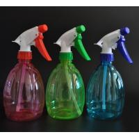 Buy cheap New Style Unique Shape OEM rome Plastic Bottle With Trigger Spray for taking liquid soap product