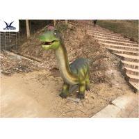 Decorative Dinosaur Garden Statue Animatronic Brachiosaurus Statues Display