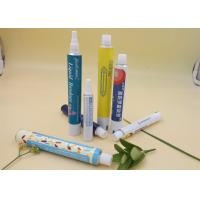 Buy cheap Printing Aluminum Squeeze Tubes For Cream / Gel Packaging 30ml Volume from wholesalers