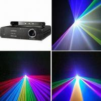 Buy cheap 460mW RGB Laser Lights, Effect Stage, DJ Disco Light Show from wholesalers