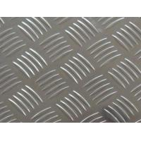 Buy cheap aluminum embossed polish check plate 1050 1060 1100 1145 3003 from wholesalers