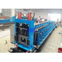 Buy cheap Automatic C Z Purlin Roll Forming Machine Galvanized Steel Cold Roll Former product