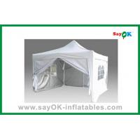 Buy cheap Dye Sublimation Print Commercial Aluminum Popular Folding Tent from wholesalers