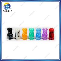 Buy cheap Versicolor Kanger T2 Drip Tips , Plastic E-cig Short Drip Tip from wholesalers