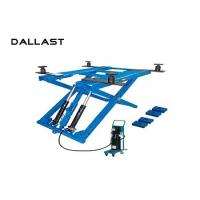 Buy cheap Scissor Lifts Hydraulic Hoist Cylinder 3 / 4 / 5 Stage ISO9001 Certification from wholesalers