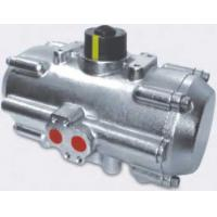 China Stainless Steel 316/304 Material Pneumatic Actuator Control Valve on sale