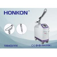 Buy cheap EQ Q Switched Nd Yag Laser Machine For Pigmentation / Tattoo Removal Pain Free product