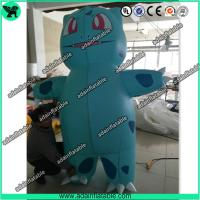 Buy cheap Event Moving Inflatable Cat Costume Walking Inflatable Devcat Mascot from wholesalers