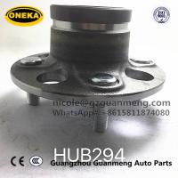 China [ONEKA] HUB294 42200-SAA-E02 42200-SAA-E03 42200-SEL-T51 HUB294-3 28BWK19A REAR WHEEL HUB UNIT WITHOUT ABS FOR HONDA FIT on sale