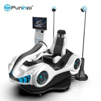 Buy cheap High Profit VR Racing Car 9D VR Simulator Interactive Games Electric Platform from wholesalers