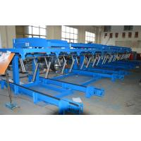 Buy cheap 12 Meters  Auto Stacker For Roll Forming Equipment Conveyer Belt Speed 36m / min from wholesalers