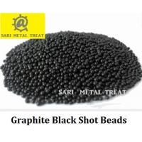 Plunger lubricant granule for aluminum die casting shotbeads
