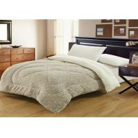 Buy cheap Full Size Winter Quilt Sets 100% Polyester For Low Temperature Conditions from wholesalers