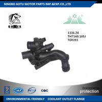 Buy cheap Coolant Outlet Flange Thermostat Housing Assembly 1336Z8 TER393 TH7160105J for RENAULT CITROEN PEUGEOT from wholesalers