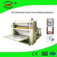 Buy cheap KNM brand N fold Automatic hand towel folding machine with good quality from wholesalers