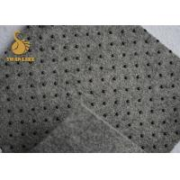 Buy cheap PVC Dot Coated Acupuncture Needle Punched Non Woven Fabric For Carpet Backing Cloth from wholesalers