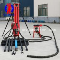 Buy cheap KQZ-100 pneumatic percussion drilling machine/Portable pneumatic drilling equipment for rock drilling from wholesalers