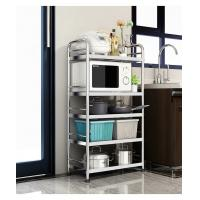 Buy cheap H291 Stainless Steel Storage Shelves Heavy Duty Standing 330Lbs Max. Load from wholesalers