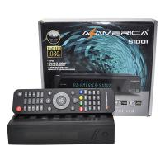 Buy cheap HD Digital TV Decoder Azamerica s1001 Twin Tuner Support IPTV IKS + SKS Nagra3 Watch from wholesalers