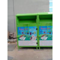 Buy cheap Customized Textiles Recycle Container For Clothes And Shoes from wholesalers