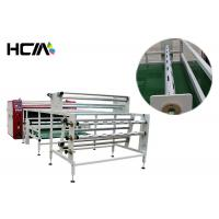 Buy cheap ISO9001 Digital Textile Rotary Heat Transfer Machine With Larger Size Roller 800mm from wholesalers