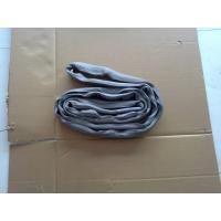 Buy cheap Grey 4000kg Polyester Endless Round Sling Low Elongation For Barges from wholesalers