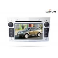 Buy cheap 7inch  Car DVD Player For Opel series With Wifi Radio FM GPS Navigation Ipod from wholesalers