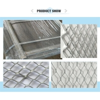 Buy cheap Galvanized Expandable Wire Mesh , Stucco Expanded Metal Lath from wholesalers